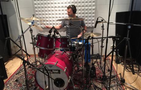 Drum opname